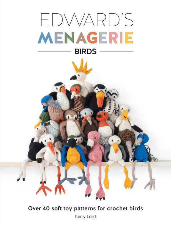 Edwards Menagerie: Birds