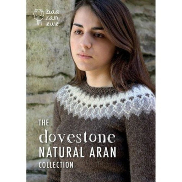 Dovestone Natural Aran Collection