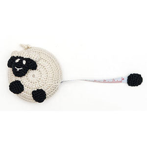 Crochet Sheep Tape Measure