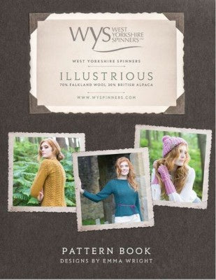 WYS Illustrious Pattern Book
