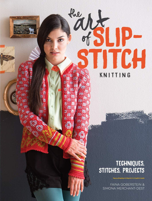 Art of the Slip Stitch