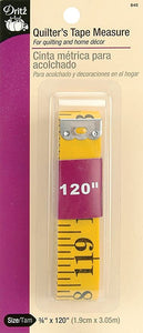 Quilt Tape Measure 120""