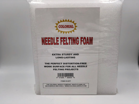 Colonial Felting Needle Foam