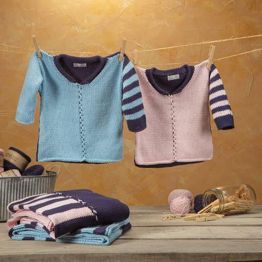 Tally Ho Baby Pullover Kit
