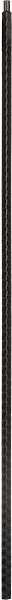 "LI-14344 — Hammered Face Plain Baluster (9/16"" Square Solid)"