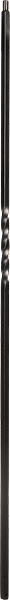 "LI-1TW44 — Single Twist Baluster (1/2"" Square Solid)"