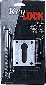 LJ-3005 - Keylock Newel Post Fastener