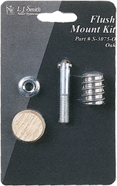 LJ-3075 - Flush Mount Handrail to Newel Connector Kit