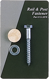 LJ-3078 - Rail and Post Fastener