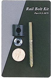 LJ-3079 — Rail Bolt Kit