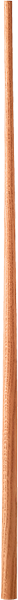 "LJ-5040 — 1-1/8"" Round Tapered Baluster"