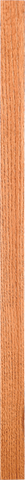 "LJ-5360 — Solid ""Blank"" Baluster  1-3/4"" x 1-3/4"" Square"
