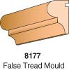 8177-TM —  False Tread Moulding