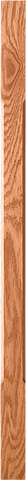 "LJC-5360 — Solid Chamfered Baluster  1-3/4"" Square"