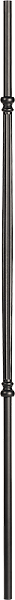 "LIH-HOL65244 — Fluted Bar Baluster (5/8"" Hollow Round)"