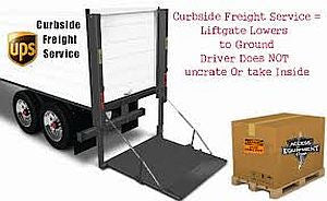 Curbside or Rural Delivery for LTL Shipping