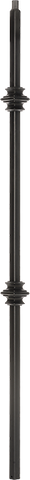 "LIH-MG2KNUC44 — Mega Double Knuckle Baluster (3/4"" Square Hollow)"