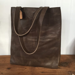 Nero Leather Tote