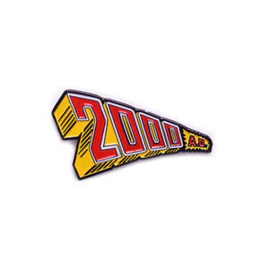 2000 AD Vintage Logo 2018 Exclusive