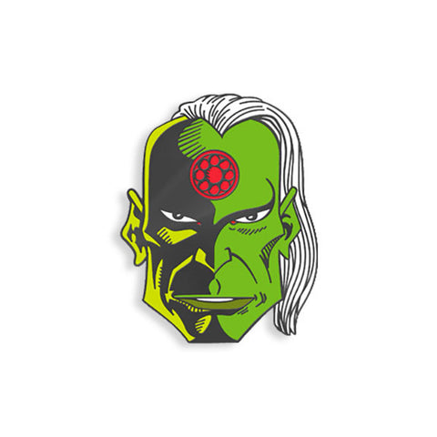 2000 AD Tharg The Mighty Pin