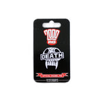 2000 AD Judge Death Badge SDCC 2018 Exclusive