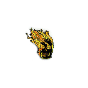 2000 AD Judge Fire Pin