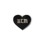 Black Lives Matter Charity Pin by Benjie Escobar and Little Love Musubi