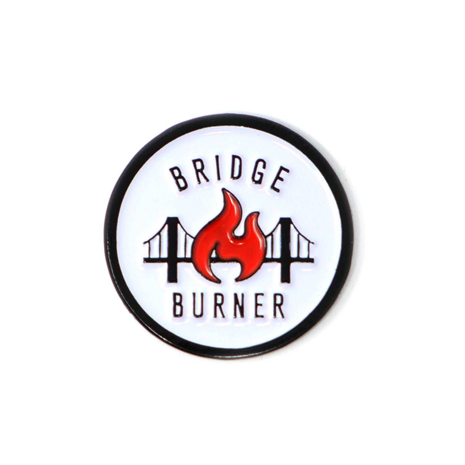 Bridge Burner by Brian Ewing