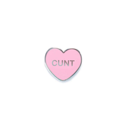 Cunt Candy Heart (LE Pink Edition)