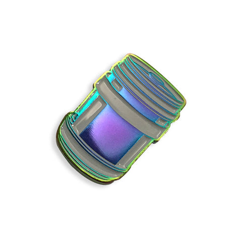 Chug Jug Anodized Pin