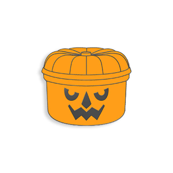 Halloween Lunchbox Pumpkin