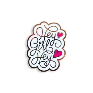 Hey Girl Hey Pin by Dirty Bandits