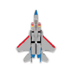Jet Fighter Enamel Pin