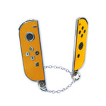 Joy-Cons Tan & Yellow (2 Pin Set)