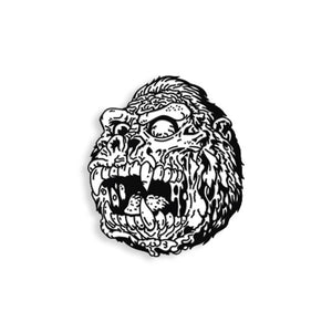 King Korpse pin by James Groman