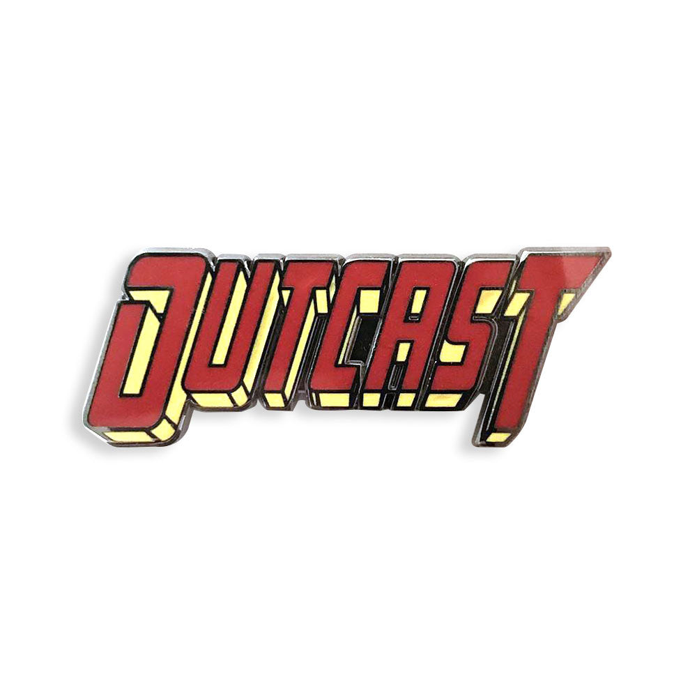 Outcast Homage Logo