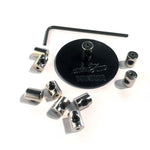7mm Pin Keepers (10 Pack)