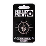 Public Enemy Crosshair Logo
