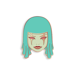 Namaka pin by Tara McPherson