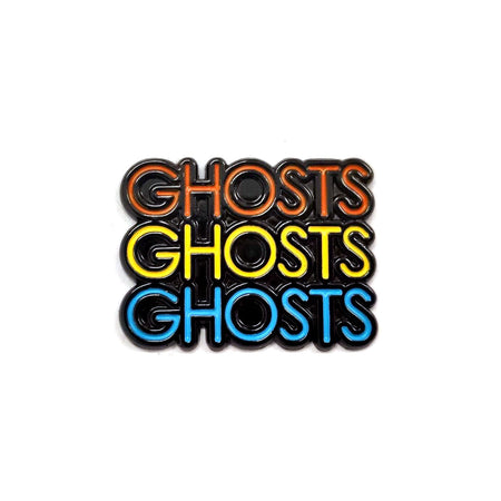 Ghosts Ghosts Ghosts by Vampotna