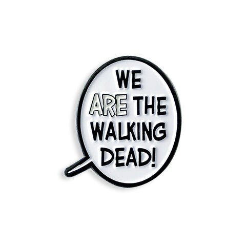 We Are The Walking Dead Word Bubble SDCC 2018 Exclusive