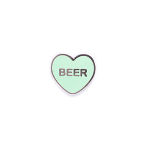 Beer Candy Heart