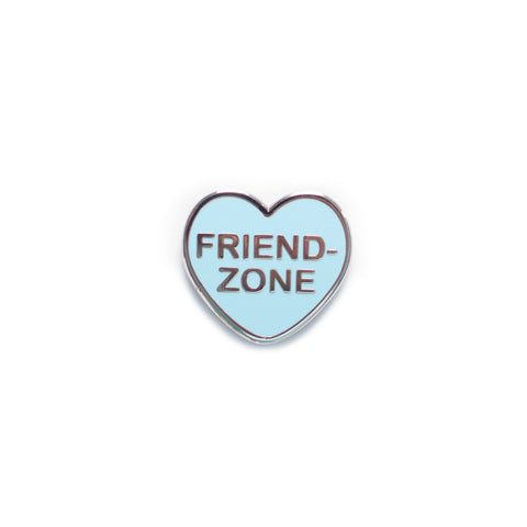 Friend Zone Candy Heart