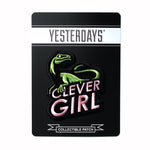 Clever Girl Patch