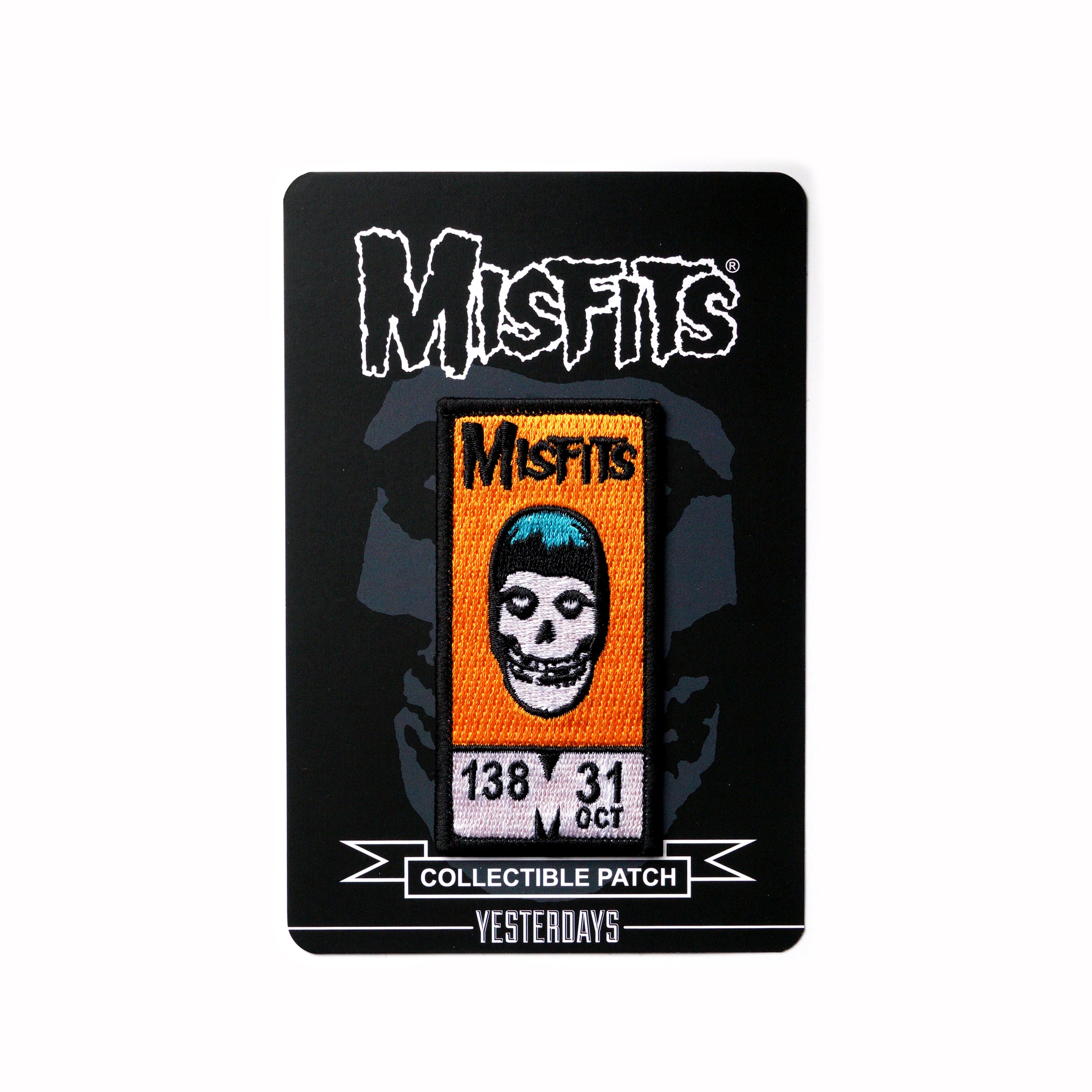 Misfits Comic Fiend Patch