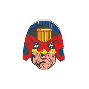2000 AD Judge Dredd Pin