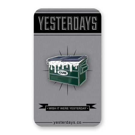 Dumpster - Yesterdays  - 2