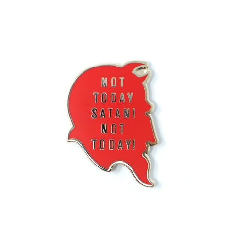 Not Today Satan by Brian Ewing