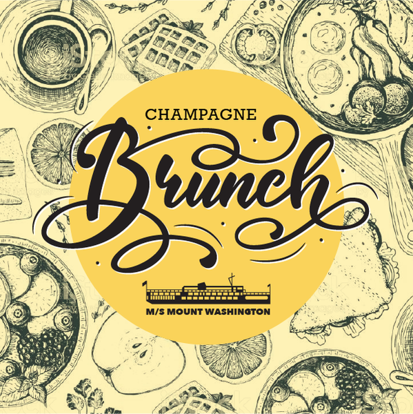 Sunday Champagne Brunch - September 15, 2019