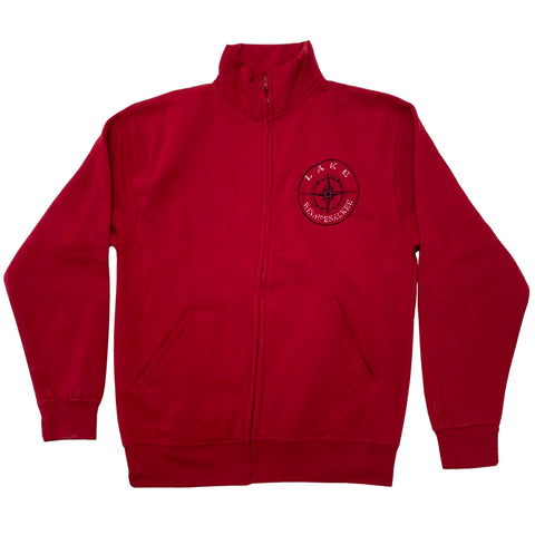 Compass Full Zip Sweatshirt
